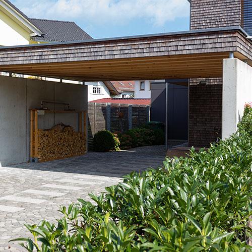 Carports - Tischlerei Neuhaus aus Kirchhundem