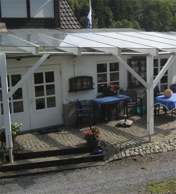 Überdachungen & Wintergärten - Tischlerei Neuhaus aus Kirchhundem
